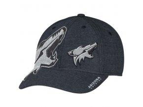 Kšiltovka Arizona Coyotes Travel & Training Flex Hat