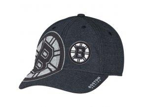 Kšiltovka Boston Bruins Travel & Training Flex Hat