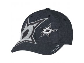 Kšiltovka Dallas Stars Travel & Training Flex Hat