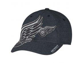 Kšiltovka Detroit Red Wings Travel & Training Flex Hat