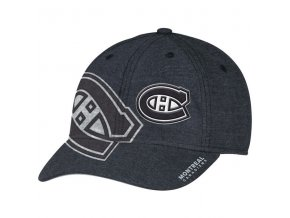 Kšiltovka Montreal Canadiens Travel & Training Flex Hat