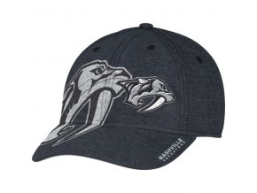 Kšiltovka Nashville Predators Travel & Training Flex Hat