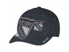 Kšiltovka New York Rangers Travel & Training Flex Hat