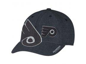 Kšiltovka Philadelphia Flyers Travel & Training Flex Hat