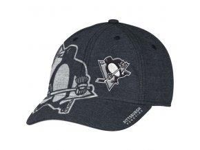 Kšiltovka Pittsburgh Penguins Travel & Training Flex Hat