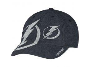 Kšiltovka Tampa Bay Lightning Travel & Training Flex Hat