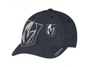 Kšiltovka Vegas Golden Knights Travel & Training Flex Hat