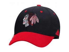Kšiltovka Chicago Blackhawks Centennial Structured Flex