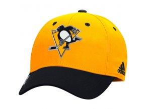 Kšiltovka Pittsburgh Penguins Centennial Structured Flex