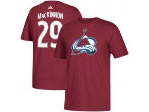 Tričko #29 Nathan MacKinnon Colorado Avalanche
