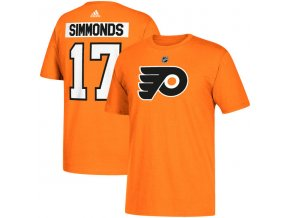 Tričko #17 Wayne Simmonds Philadelphia Flyers