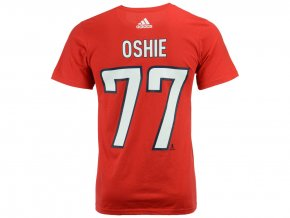 Tričko #77 T.J. Oshie Washington Capitals