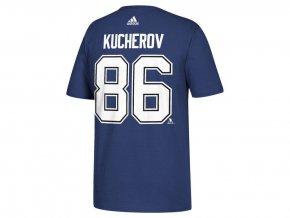 Tričko #86 Nikita Kucherov Tampa Bay Lightning