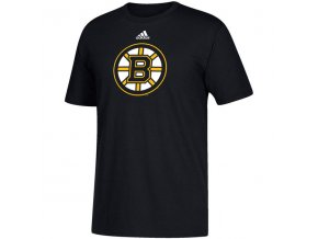 Tričko Boston Bruins Adidas Primary Logo