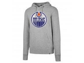Mikina Edmonton Oilers Knockaround Headline