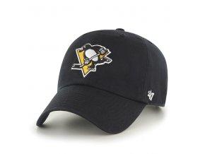 Kšiltovka Pittsburgh Penguins 47 Clean Up
