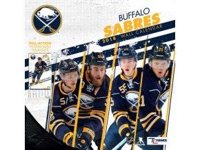 Kalendář Buffalo Sabres 2018 Team Wall