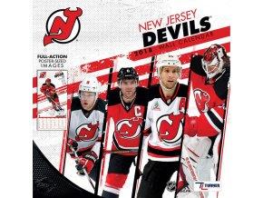 Kalendář New Jersey Devils 2018 Team Wall