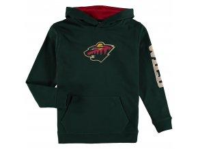 Dětská mikina  Minnesota Wild NHL Zone Fleece