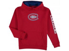 Dětská mikina  Montreal Canadiens NHL Zone Fleece