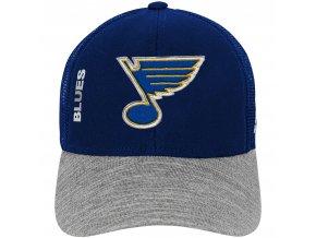 Dětská kšiltovka  St. Louis Blues NHL Start Of Season Meshback