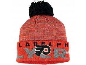 Dětská zimní čepice  Philadelphia Flyers NHL Team Logo Cuffed