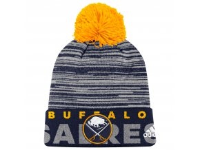 Dětská zimní čepice  Buffalo Sabres NHL Team Logo Cuffed