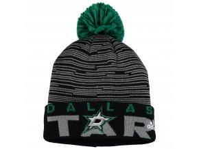 Dětská zimní čepice  Dallas Stars NHL Team Logo Cuffed