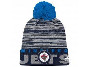 Dětská zimní čepice  Winnipeg Jets NHL Team Logo Cuffed