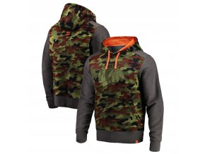 Mikina  Chicago Blackhawks NHL Recon Camo