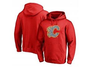Mikina  Calgary Flames NHL Static Logo