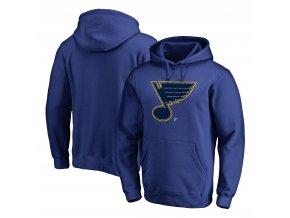Mikina  St. Louis Blues NHL Static Logo