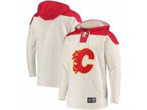 Mikina  Calgary Flames NHL Breakaway Lace Up