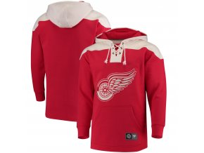 Mikina  Detroit Red Wings NHL Breakaway Lace Up