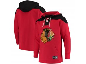 Mikina  Chicago Blackhawks NHL Breakaway Lace Up