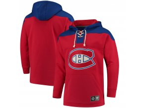Mikina  Montreal Canadiens NHL Breakaway Lace Up