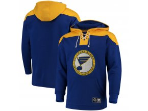 Mikina  St. Louis Blues NHL Breakaway Lace Up