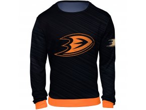 Mikina Anaheim Ducks NHL Static Rain