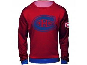 Mikina  Montreal Canadiens NHL Static Rain