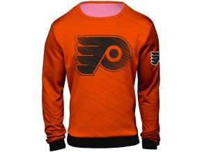 Mikina  Philadelphia Flyers NHL Static Rain