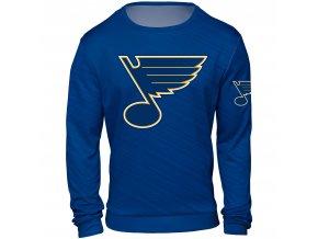 Mikina  St. Louis Blues NHL Static Rain