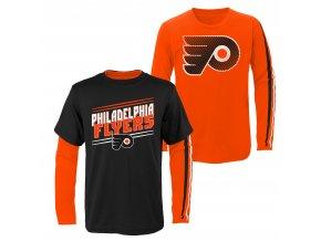 Set dětských triček  Philadelphia Flyers NHL First Line