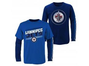 Set dětských triček  Winnipeg Jets NHL First Line