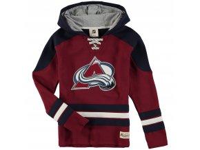 Dětská mikina  Colorado Avalanche NHL Legendary Pullover