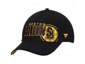 Kšiltovka  Boston Bruins NHL  Iconic Dual Alpha
