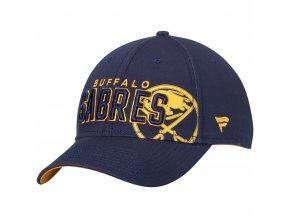 Kšiltovka  Buffalo Sabres NHL  Iconic Dual Alpha