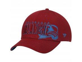 Kšiltovka  Colorado Avalanche NHL  Iconic Dual Alpha