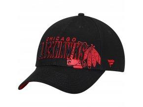 Kšiltovka  Chicago Blackhawks NHL  Iconic Dual Alpha
