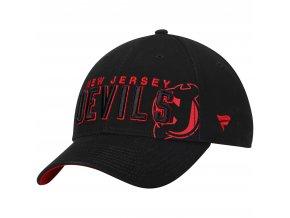Kšiltovka  New Jersey Devils NHL  Iconic Dual Alpha