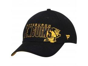 Kšiltovka  Pittsburgh Penguins NHL  Iconic Dual Alpha